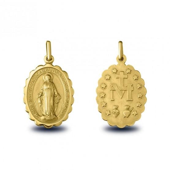 Medalla de oro de la Virgen Milagrosa (1007516)