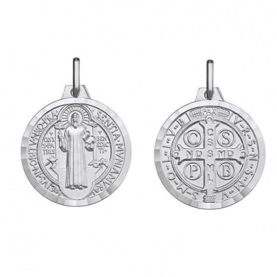 Medalla jubilar San Benito (1B00605)