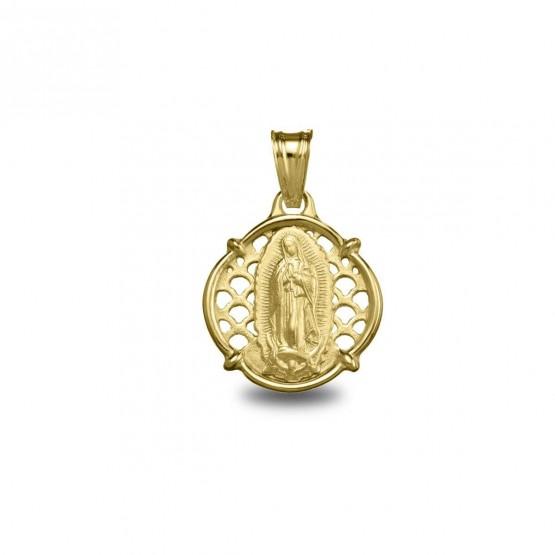 Medalla de oro Virgen de Guadalupe (1730255)