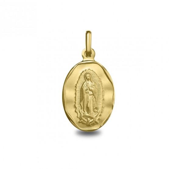 Medalla de oro Virgen de Guadalupe (1251255)