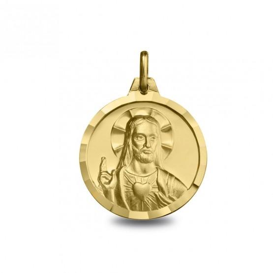 Medalla de oro Sagrado corazón (1000278)