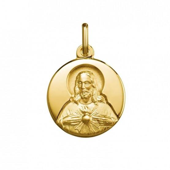Medalla de oro del Sagrado Corazón (1030278)
