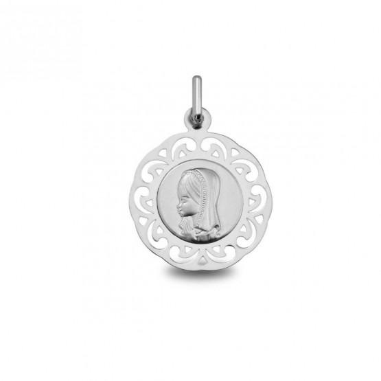 Medalla calada Virgen Niña (1877104)