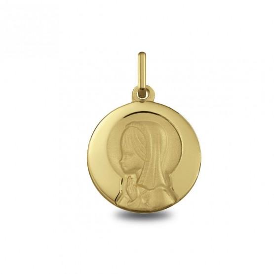 Medalla de oro Virgen Niña (1030104L)