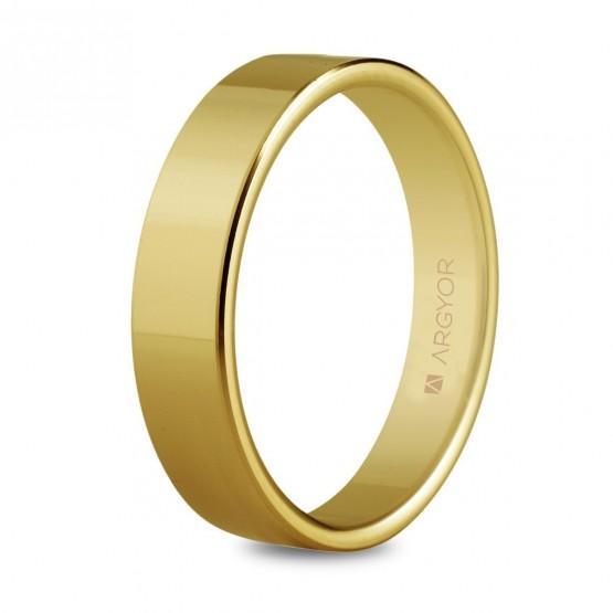 Anillo de boda de oro amarillo (5150150)