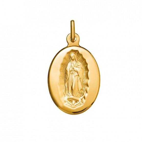 Medalla de oro Virgen de Guadalupe (1038255)