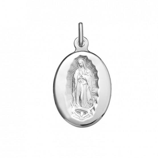 Medalla plata Virgen de Guadalupe (1038255)