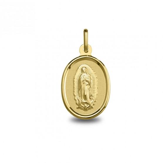 Medalla de oro Virgen de Guadalupe (1902255)