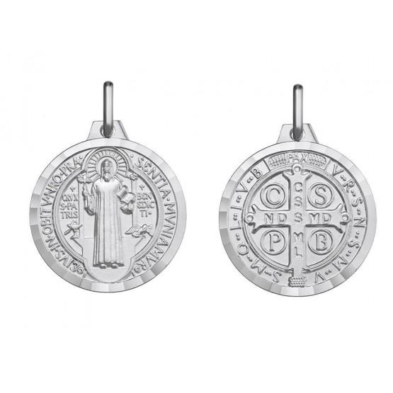 Medalla de plata San Benito (1000605)