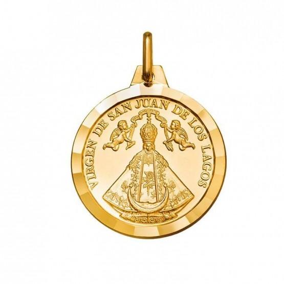 Medalla de oro San Juan de los Lagos (1000279)