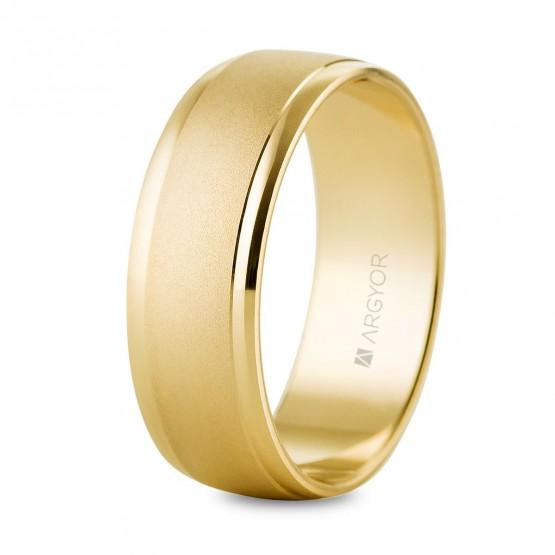 Argolla de matrimonio de oro 6,0mm (5160044)