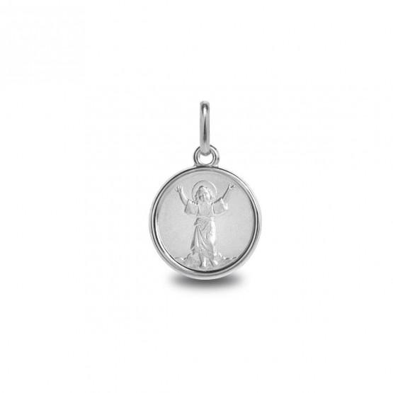 Medalla de plata Divino Niño Jesús (1260479)