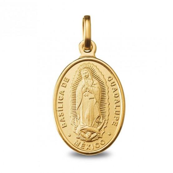 Medalla de oro Virgen de Guadalupe (1262491)