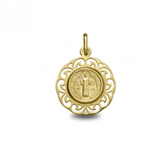 Medalla de oro San Benito (1877277)