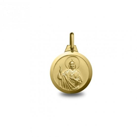 Medalla de oro San Judas Tadeo (1001341)