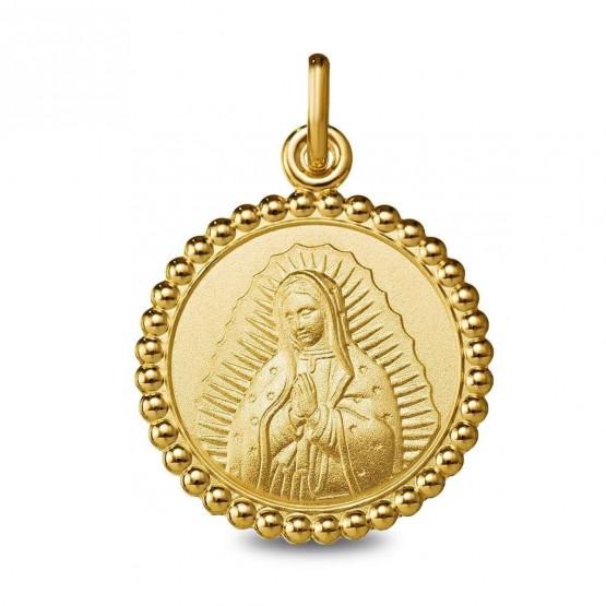 Medalla de oro Virgen de Guadalupe (1270242)