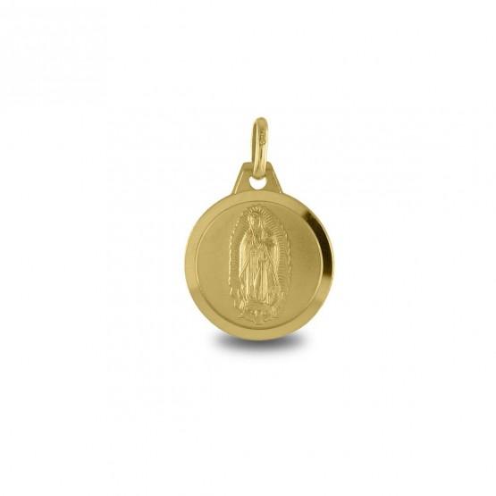Medalla de oro Virgen de Guadalupe (1001255)