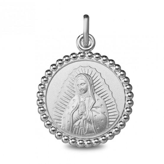 Medalla de plata Virgen de Guadalupe (1270242)