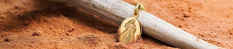 Medallas oro amarillo | Argyor México