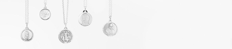 Medallas oro blanco  | Argyor México