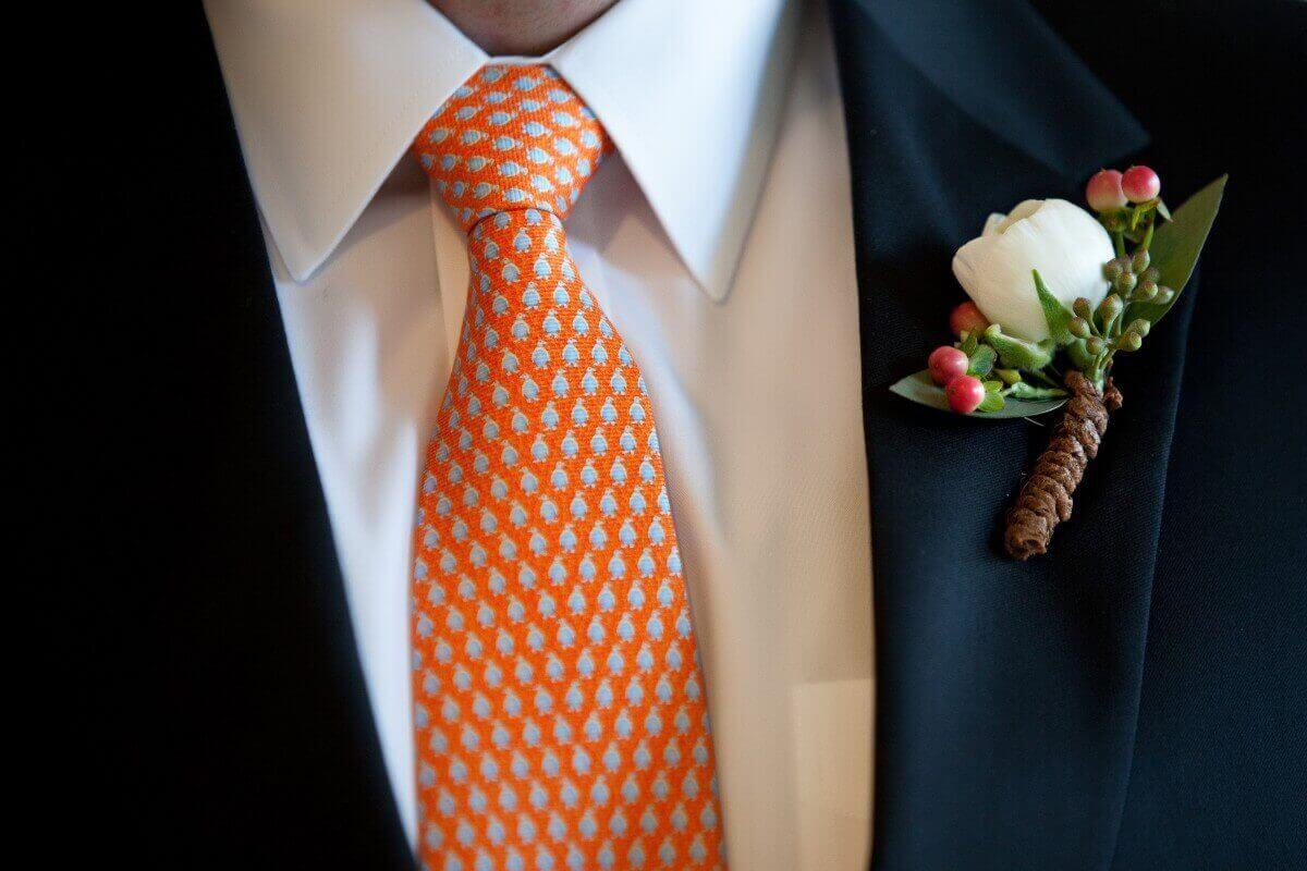 Nudos de corbata todo lo que el novio necesita argyor mx for Nudo de corbata windsor