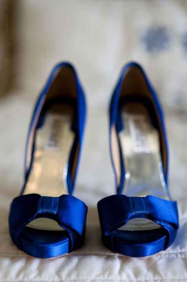 toque azul