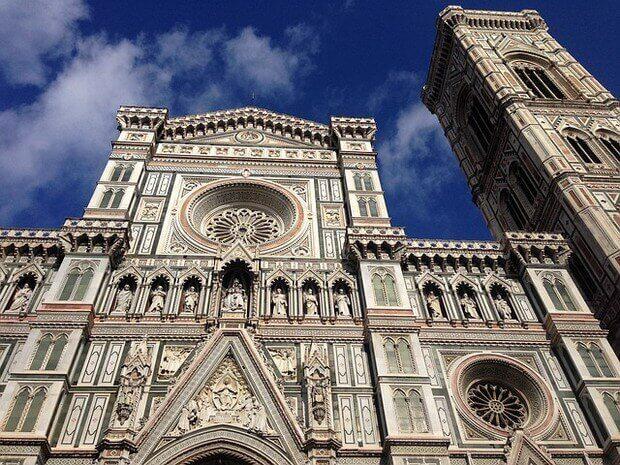 Luna de miel en la Toscana: Florencia