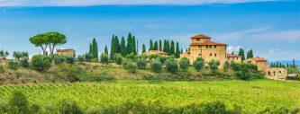 Luna de miel en la Toscana