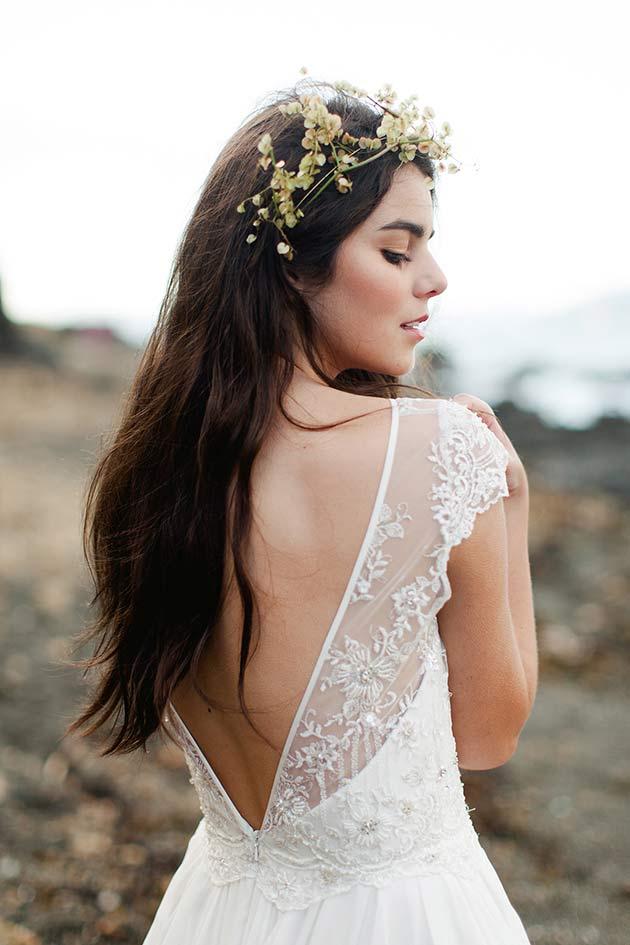 peinado de novia adecuado para tu vestido | argyor mx