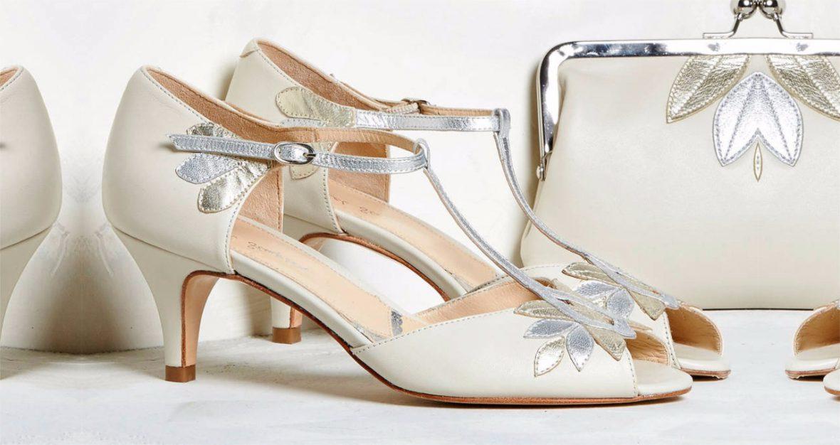 estilos de zapatos para novias - espacio novias