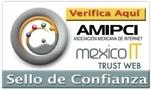 Sello de confianza de Argyor México - AMIPCI